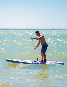 hotel-lacigale-activite-paddle
